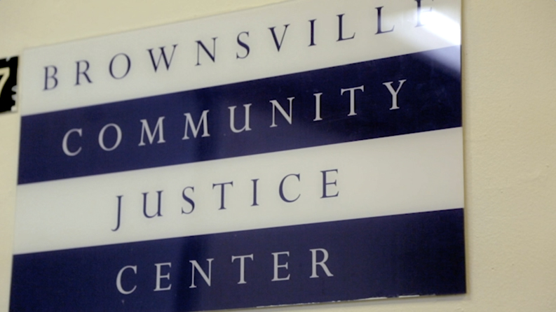FROM THE GROUND UP Brownsville Community Justice Center