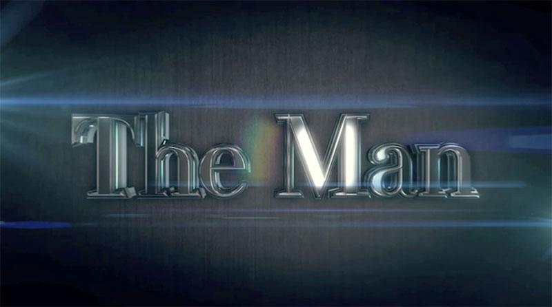 THE DREAM The Man